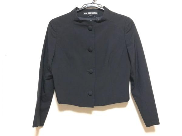 49アベニュージュンコシマダ ジャケット サイズ9 M レディース 黒