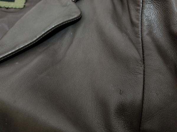 S.D.K(エスディーケー) ジャケット サイズ38 M レディース ダークブラウン レザー