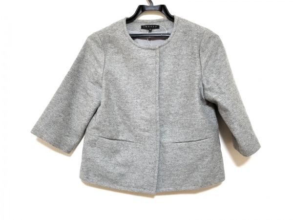 theory(セオリー) ジャケット サイズ2 S レディース美品  グレー