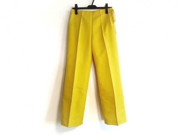 RalphLauren(ラルフローレン) パンツ サイズ0 XS レディース美品  イエロー