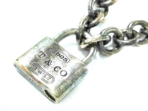 TIFFANY&Co.(ティファニー) ネックレス 1837ロック シルバー