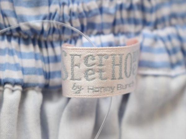 Secret Honey(シークレットハニー) スカート サイズ2 M レディース美品  白×ブルー