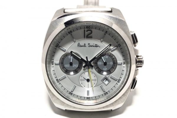 PaulSmith(ポールスミス) 腕時計 0520-T011519TA メンズ シルバー
