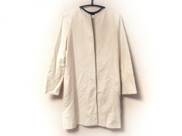 YOKO CHAN(ヨーコ チャン) コート サイズ38 M レディース 白 春・秋物
