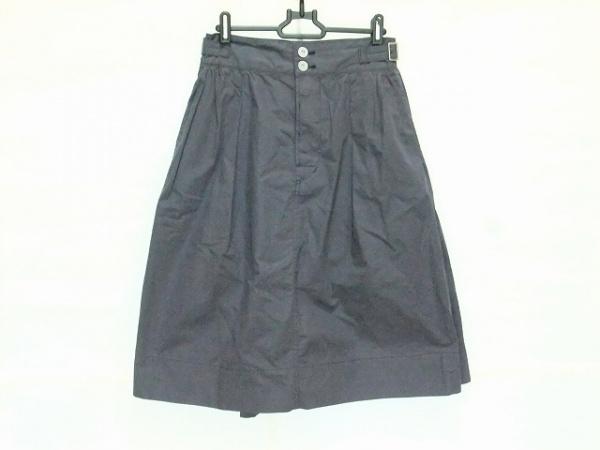 NIGEL CABOURN(ナイジェルケーボン) スカート サイズ8 M レディース ネイビー
