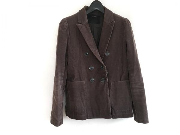FLORENT(フローレント) ジャケット レディース ブラウン コーデュロイ/冬・秋物