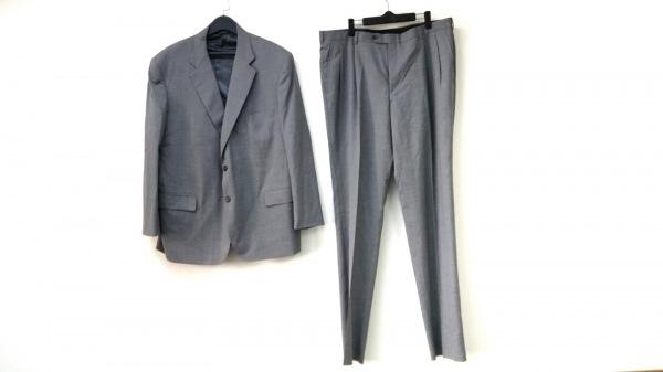 BrooksBrothers(ブルックスブラザーズ) シングルスーツ サイズ46REG41w メンズ グレー