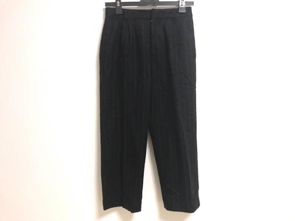The Virgnia(ザ ヴァージニア) パンツ サイズ36 S レディース 黒×白