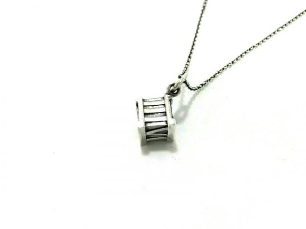 TIFFANY&Co.(ティファニー) ネックレス美品  アトラスキューブ シルバー