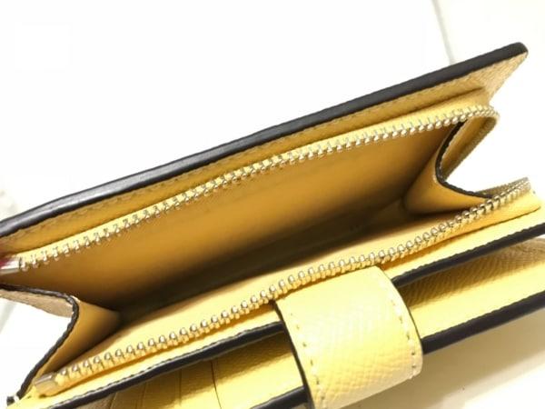 f534bb61918c COACH(コーチ) 2つ折り財布 - F11484 イエロー レザーの中古 | COACH ...