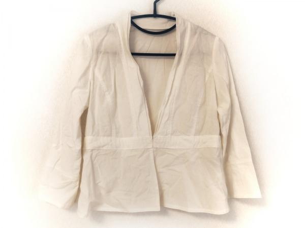 UNITED ARROWS(ユナイテッドアローズ) ジャケット サイズ40 M レディース 白