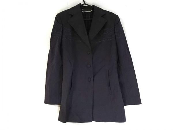 GIVENCHY(ジバンシー) ジャケット サイズ38 M レディース美品  パープル 刺繍