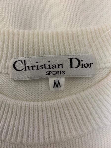 クリスチャンディオールスポーツ 長袖セーター サイズM レディース SPORTS
