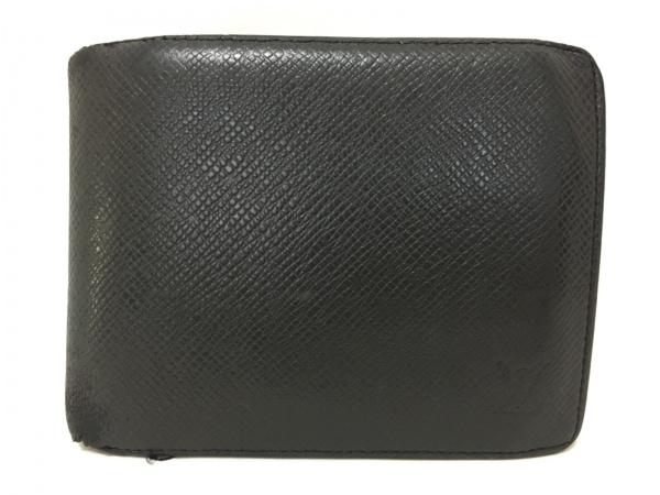 ルイヴィトン 2つ折り財布 タイガ ポルトフォイユ・アメリゴ M42100 アルドワーズ