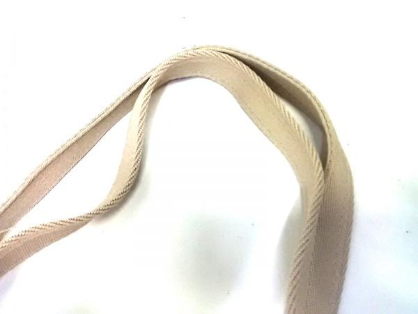 レスポートサック ショルダーバッグ美品  白×ネイビー×マルチ レスポナイロン