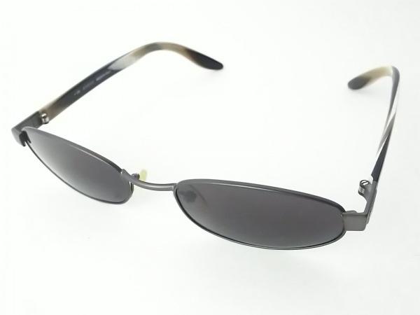 GUCCI(グッチ) サングラス GG1640/S 黒×白 プラスチック