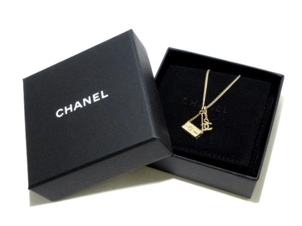 CHANEL(シャネル) ネックレス 金属素材 ゴールド ココマーク/バッグ