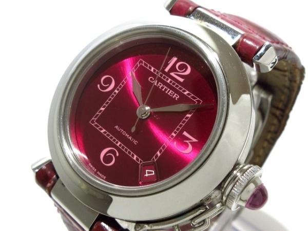 Cartier(カルティエ) 腕時計 パシャC W3108299 レディース パープル