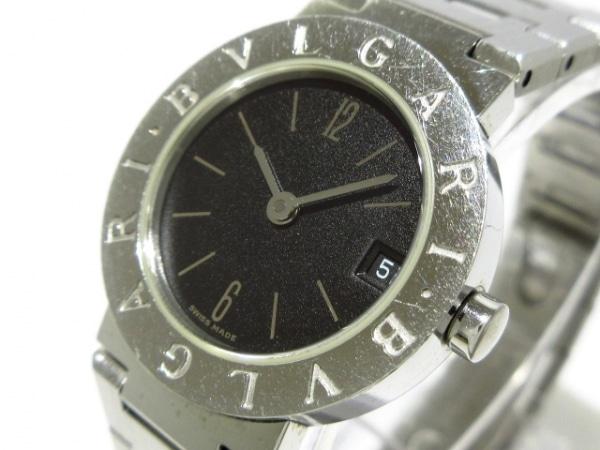 BVLGARI(ブルガリ) 腕時計 ブルガリブルガリ BB23SS レディース SS 黒