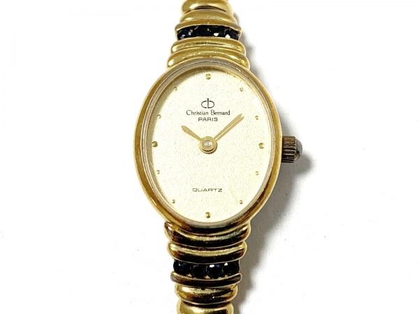 Christian Bernard(クリスチャンベルナール) 腕時計 - レディース ゴールド