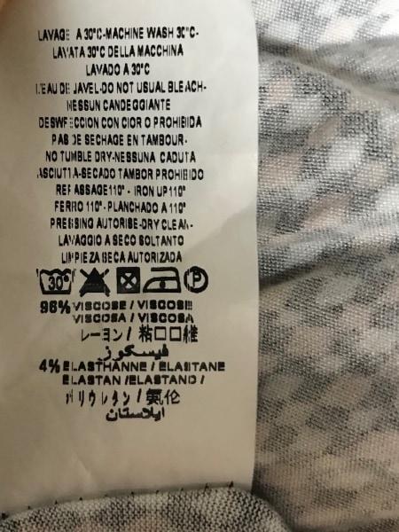 sinequanone(シネカノン) ワンピース レディース美品  ベージュ×黒×白