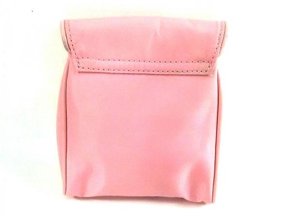 Dior Beauty(ディオールビューティー) ポーチ美品  ピンク リボン ナイロン