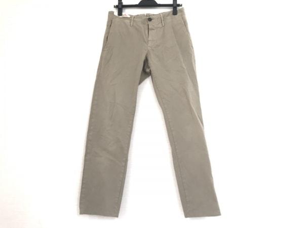 INCOTEX(インコテックス) パンツ サイズ30 XS レディース ベージュ デニム