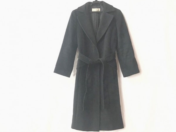 STYLE ME(スタイルミー) コート サイズ9 M レディース美品  黒 冬物