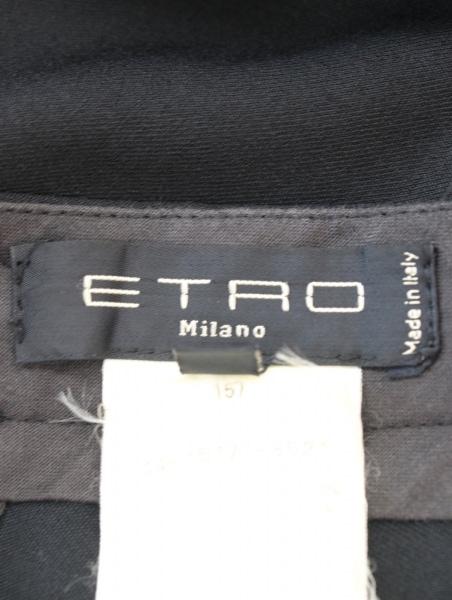 ETRO(エトロ) パンツ サイズ44 L レディース 黒