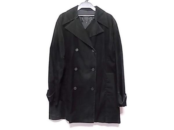 UNTITLED(アンタイトル) コート サイズ9 M レディース 黒 春・秋物