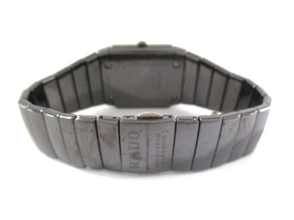 RADO(ラドー) 腕時計美品  152.0336.3 レディース 黒