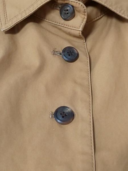 MACPHEE(マカフィ) コート サイズ40 M レディース ブラウン 春・秋物