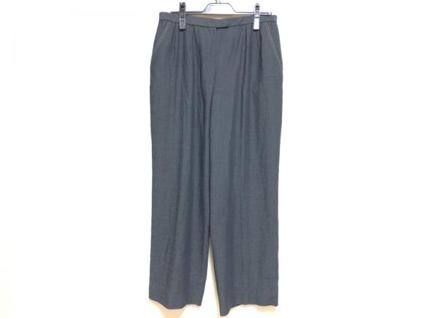 Leilian(レリアン) パンツ サイズ13+ S レディース 黒×白