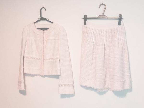 COTOO(コトゥー) スカートスーツ サイズ36 S レディース ピンク