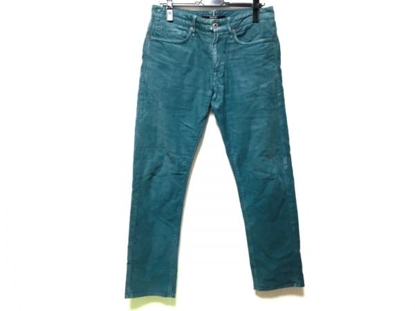 INCOTEX(インコテックス) パンツ サイズ31 メンズ グリーン