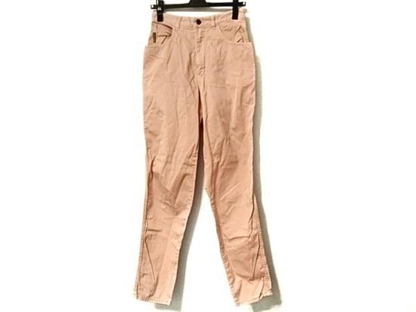 ARMANIJEANS(アルマーニジーンズ) パンツ サイズ30 XS レディース ベージュ