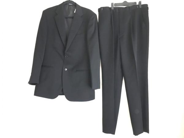 REGAL(リーガル) シングルスーツ メンズ 黒