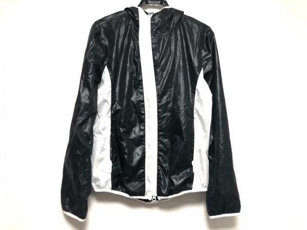 ABAHOUSE(アバハウス) ブルゾン サイズ3 L メンズ 黒×白 春・秋物