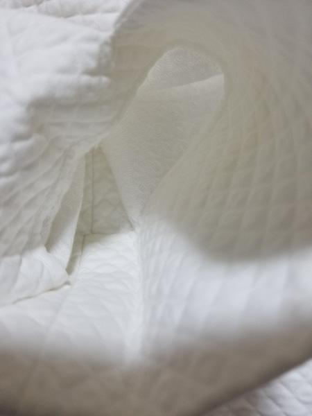 CLATHAS(クレイサス) ワンピース サイズ38 M レディース美品  白
