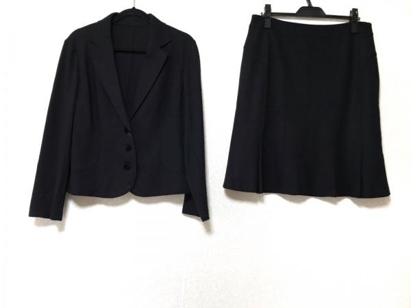 MINT BREEZE(ミントブリーズ) スカートスーツ サイズ17 XL レディース 黒