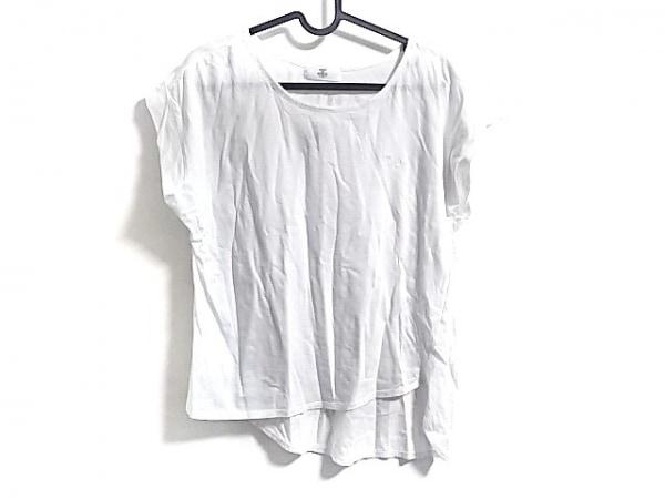 メゾン ド リーファー 半袖カットソー サイズ38 M レディース美品  白