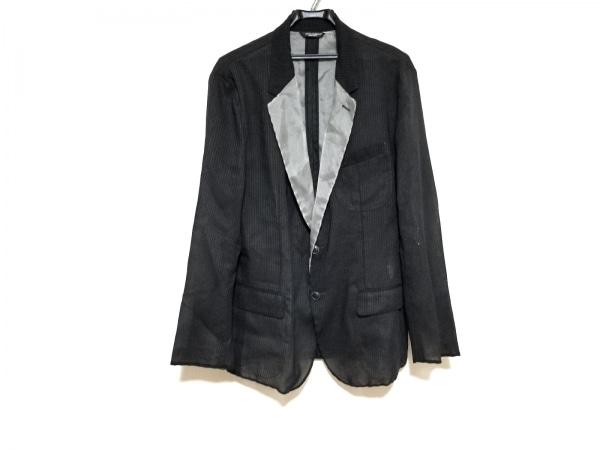 ドルチェアンドガッバーナ ジャケット サイズ52 L メンズ  シースルー