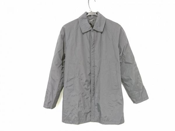 コムサデモードメン コート サイズ1 S メンズ ネイビー 春・秋物