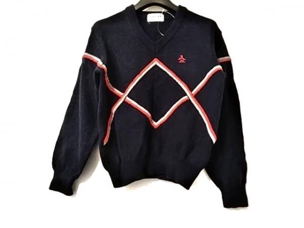 Munsingwear(マンシングウェア) 長袖セーター サイズM レディース