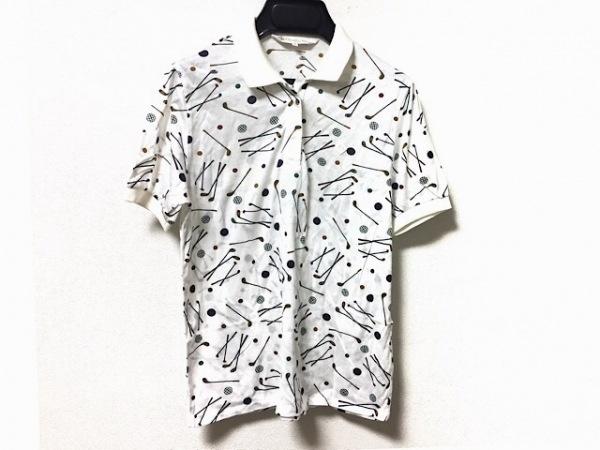 クリスチャンディオールスポーツ 半袖ポロシャツ サイズS メンズ美品  ゴルフモチーフ