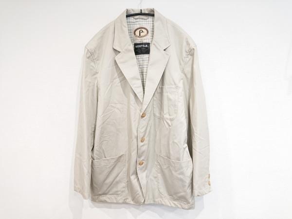 ventile(ベンタイル) ジャケット サイズL メンズ美品  ベージュ BERT PULITZER