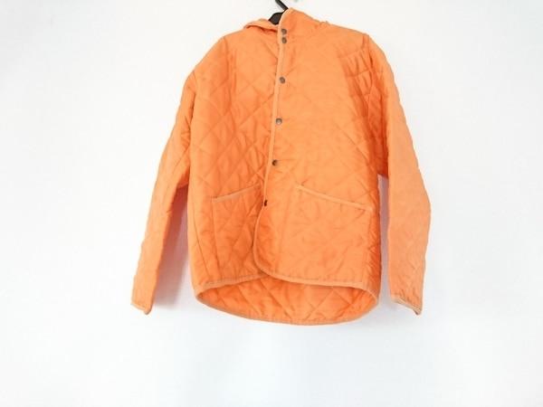 MACKINTOSH(マッキントッシュ) ブルゾン メンズ オレンジ 冬物/キルティング