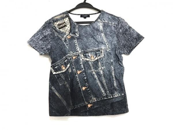Burberry LONDON(バーバリーロンドン) 半袖Tシャツ サイズ1 S レディース美品