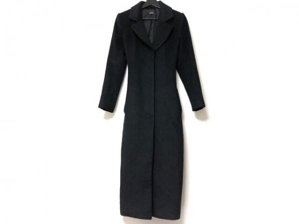 epolene(エポレーヌ) コート サイズ9 M レディース 黒 冬物