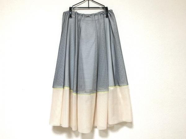 Chesty(チェスティ) ロングスカート サイズ1 S レディース美品  黒×白